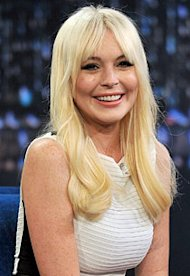 Lindsay Lohan | Photo Credits: Theo Wargo/NBCUniversal/Getty Images