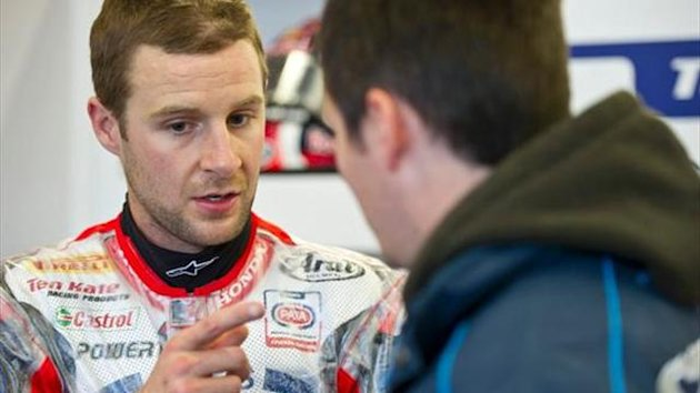 Nurburgring WSBK: Rea breaks leg, Camier hospitalised in crashes