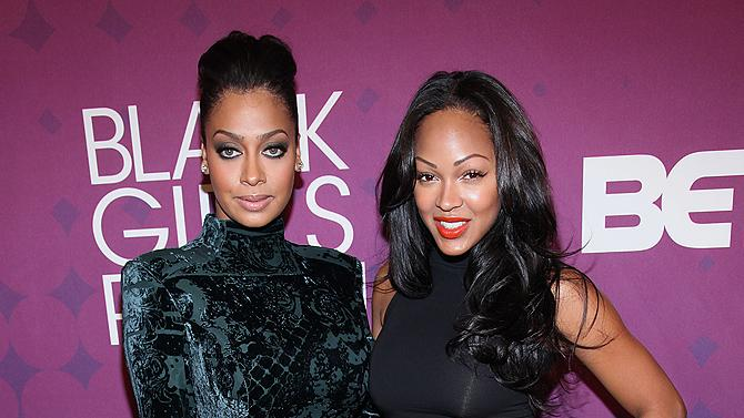 Lala Anthony, Meagan Good