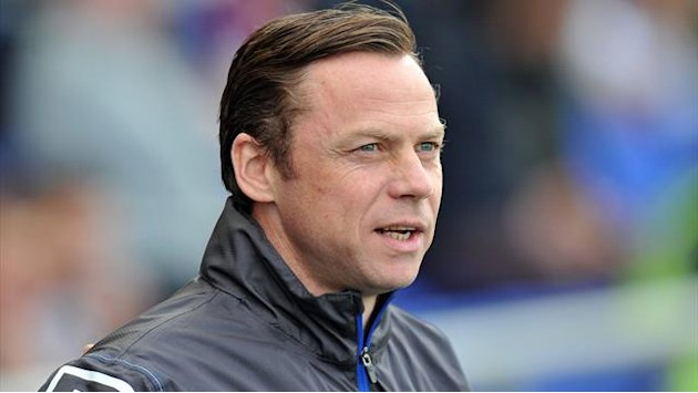 League One - Manager Dickov departs Oldham