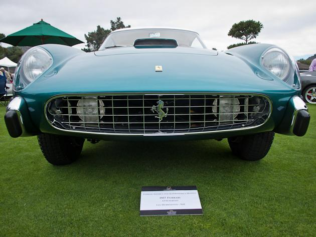 1957 Ferrari 4.9 Superfast
