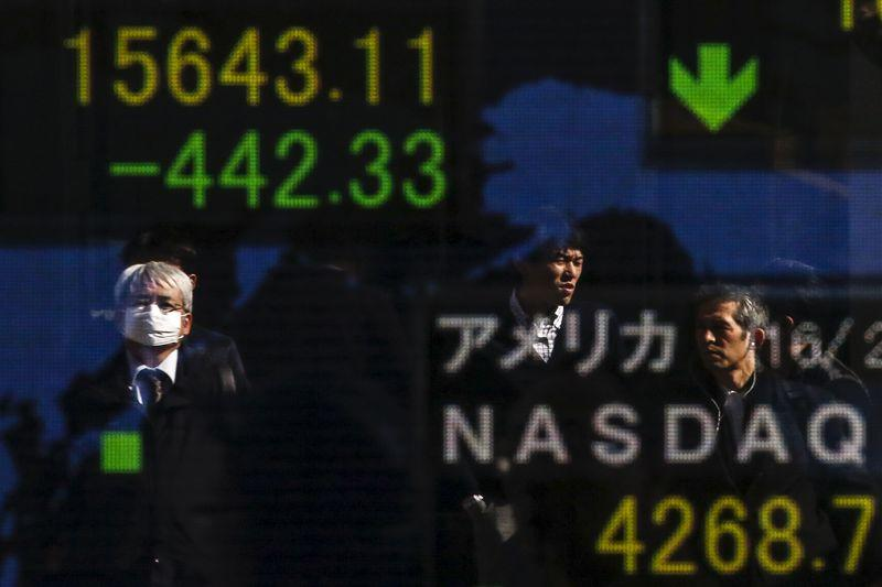Yen, bonds, gold all gain at dollar's expense, stocks slump