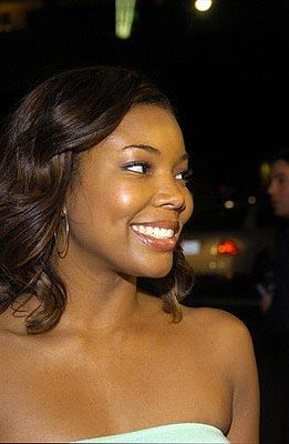 Gabrielle Union at the LA premiere of MGM's Walking Tall