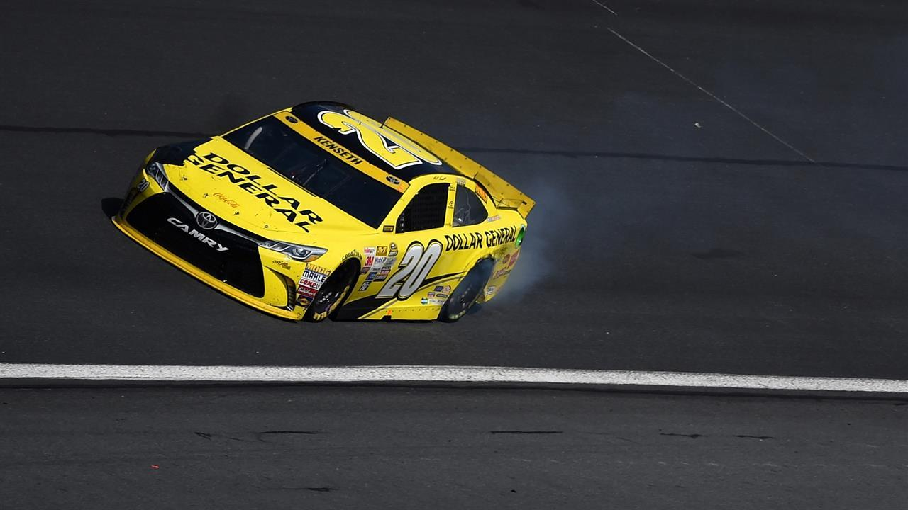Weekend to forget for Matt Kenseth at Charlotte