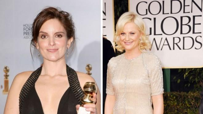 Former SNL castmates Tina Fey and Amy Poehler are co-hosting the 70th Annual Golden Globe Awards.
