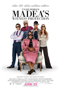 Poster of Tyler Perry&#39;s Madea&#39;s Witness Protection