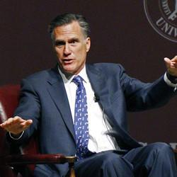 The Race For Mitt Romney's Donors