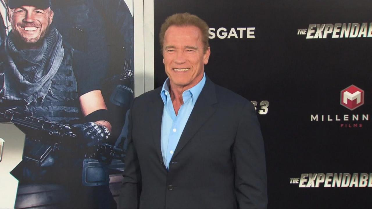 Arnold Schwarzenegger Bringing Back 'Conan the Barbarian'