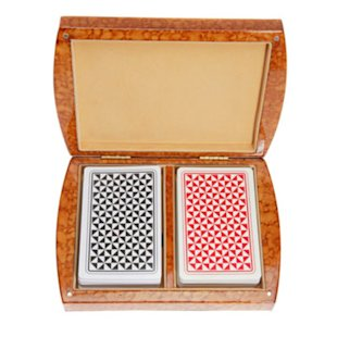 C. Wonder Wooden Card Set