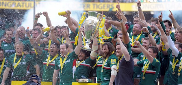 Rugby Union - Aviva Premiership - Final - Leicester Tigers v Northampton Saints - Twickenham