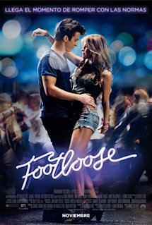 Póster de Footloose
