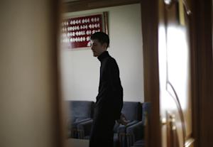 Mathew Miller, an American detained in North Korea, …
