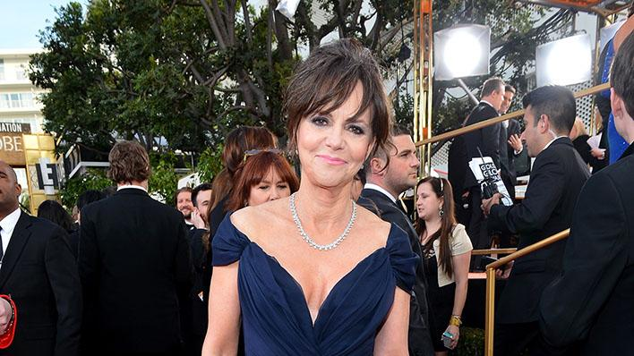 "NBC's ""70th Annual Golden Globe Awards"" - Red Carpet Arrivals: Sally Field"