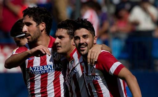 Atletico Madrid vs Real Betis: Atletico Madrid Menang Besar 5-0