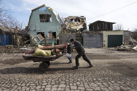 Insight: West's offer to rebuild Ukraine faces reality check