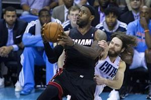 NBA: Playoffs-Miami Heat at Charlotte Bobcats
