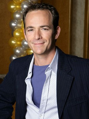 Luke Perry as Peter Schaefer NBC's Windfall