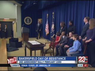Bakersfield Day of Resistance