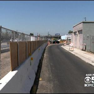 Neighbors Say Oakland Caltrans Project Leading To Spike In Crime