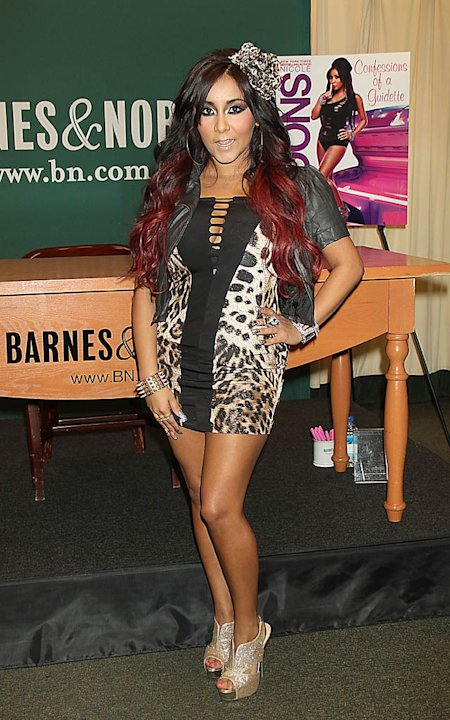 Snooki Book Signing