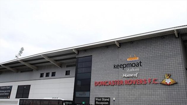 The Keepmoat Stadium will host the clash between New Zealand and the Cook Islands