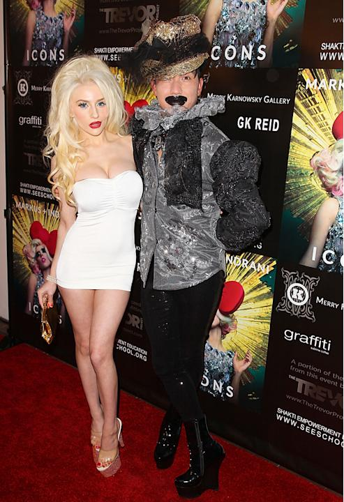 Courtney Stodden. Bobby Trendy