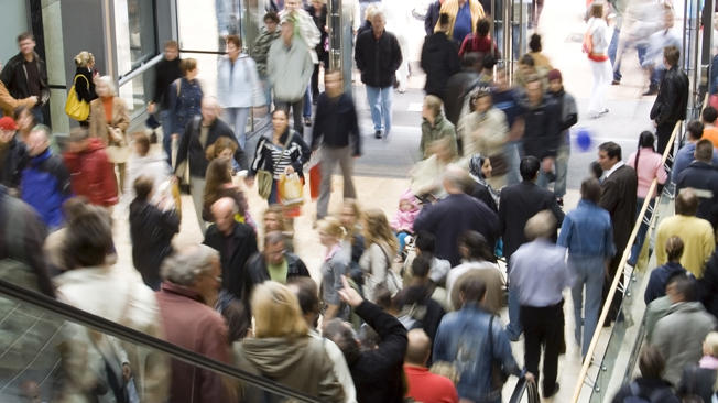 Shoppers or shippers – who's to blame for ruining Christmas?