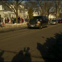Body Of Waseca Marine Killed In Afghanistan Returns Home