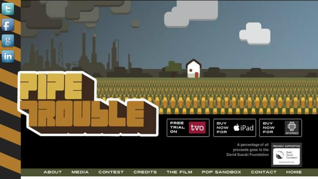 TVO takes down pipeline bombing game from its website