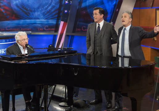 Cable Ratings: Colbert Report Ends on High Note, Covert Finale Ticks Up
