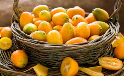 Kumquats, un fruto saludable y delicioso / Foto: Thinkstock