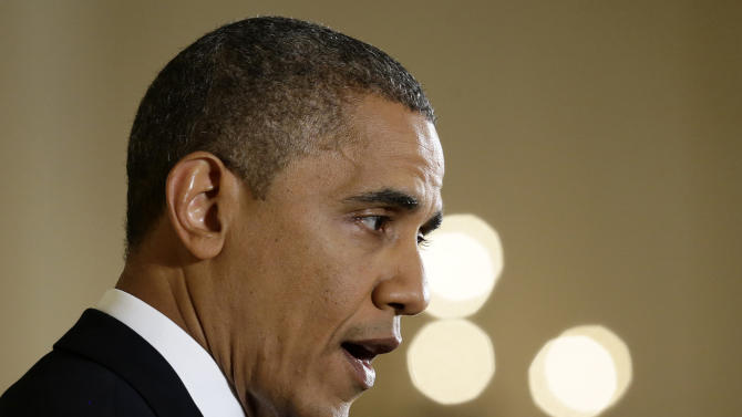 Analysis: Only ritual talk on fiscal cliff so far