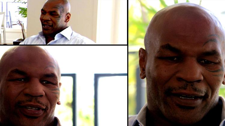 Mike Tyson Tyson Production Stills Sony Pictures Classics 2009