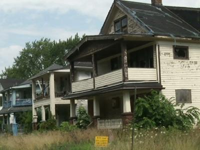 Abandoned Cleveland Homes Connected to Crimes