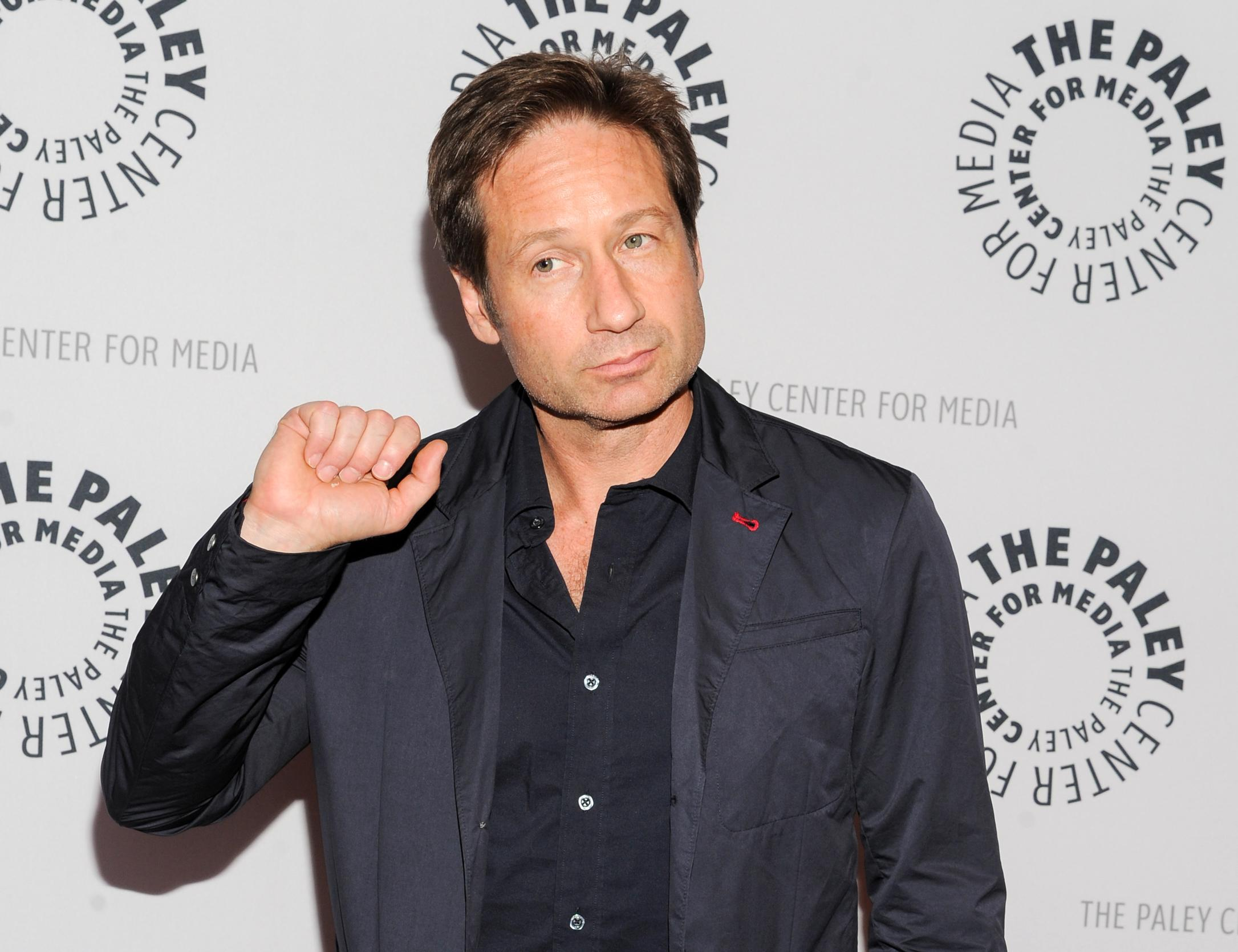 'X Files' actor David Duchovny to release 1st album in May