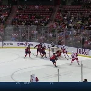 Roberto Luongo Save on Henrik Zetterberg (13:49/1st)