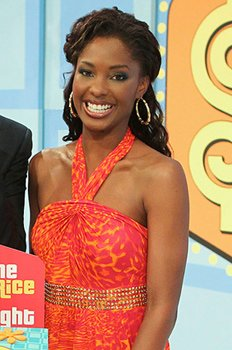 Former 'Price Is Right' spokesmodel Lanisha Cole (Monty Brinton/CBS)