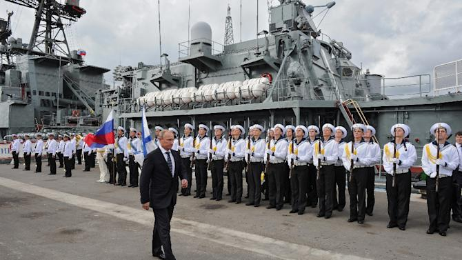 Russia is expected to hold snap military exercises, prompting NATO calls for transparency