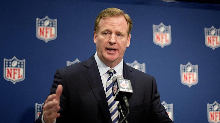 Roger Goodell says he wants 'more information' before disciplin…