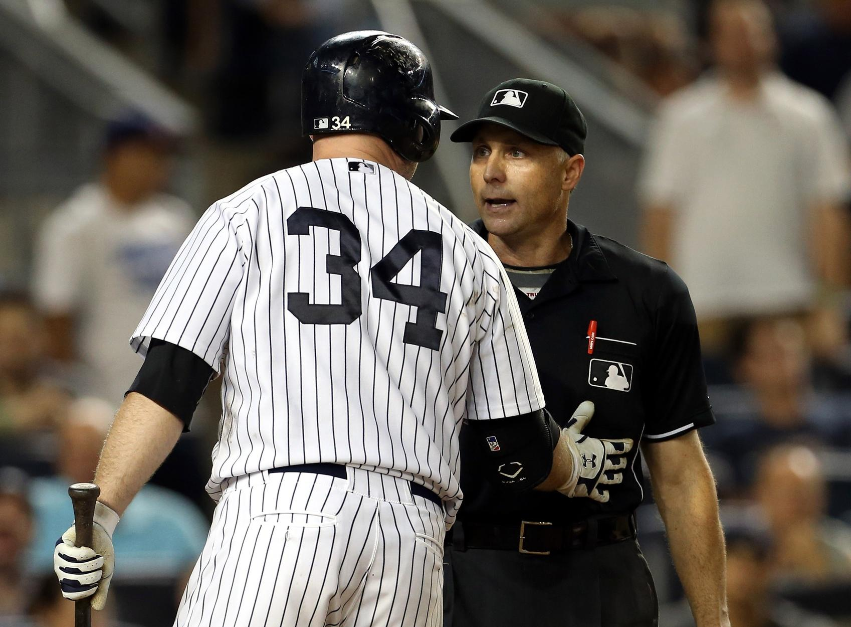 Yankees who need to get offense in gear