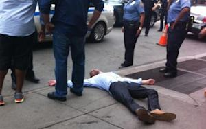 A Drunk, Racist Former Goldman Sachs Employee Got Knocked Out