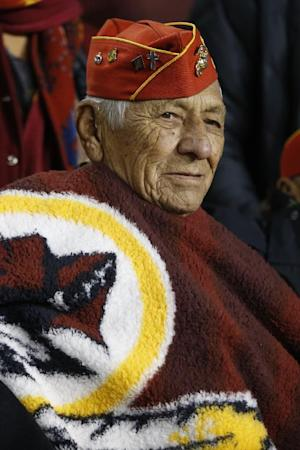 Code Talker says Redskins name not derogatory