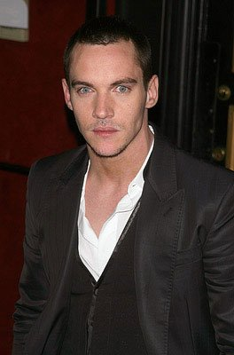 Jonathan Rhys Meyers at the New York City premiere of Warner Bros. Pictures' August Rush