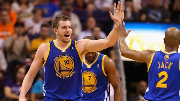 2012-13 NBA, Golden State Warriors, David Lee, Jarrett Jack (Reuters)
