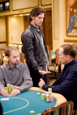 Daniel Negreanu, Eric Bana and Robert Duvall in Warner Bros. Pictures' Lucky You