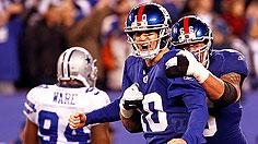 Manning, Giants excited to face Cowboys