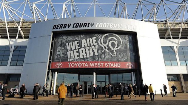 Derby remain confident of progress despite the reported losses
