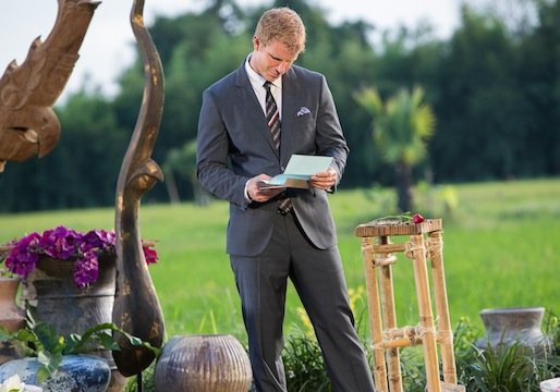 "Sean Lowe on the finale of ""The Bachelor"""