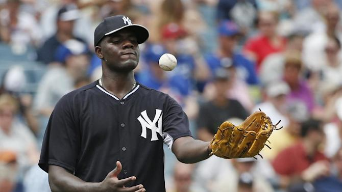 Pineda wins job as Yanks' fifth starter