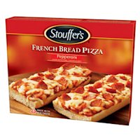 Stouffer's Cheese French Bread Pizza